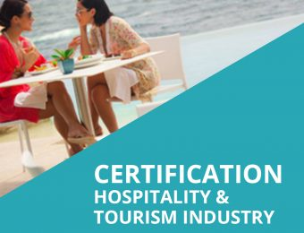 Certification Program for hospitality and tourism industry