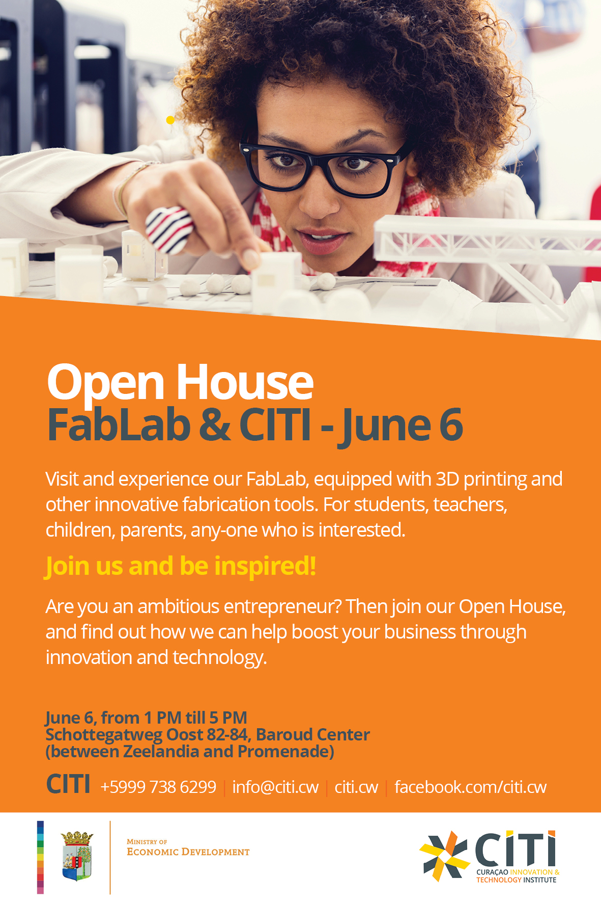 INVITE OPEN HOUSE CITI - June 6 [1]